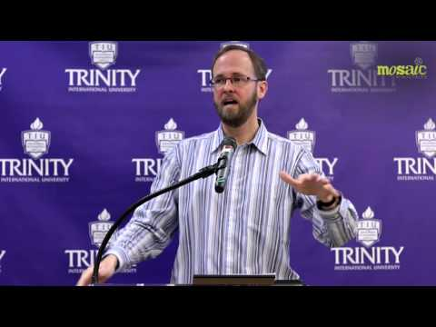 Week 8 | Dr. Douglas Sweeney - Political Participation as a Reconciling Community: US Church History