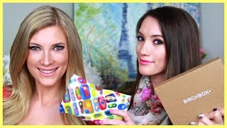Birchbox vs. Ipsy with Juicystar07! ♥ March 2014 Thumbnail