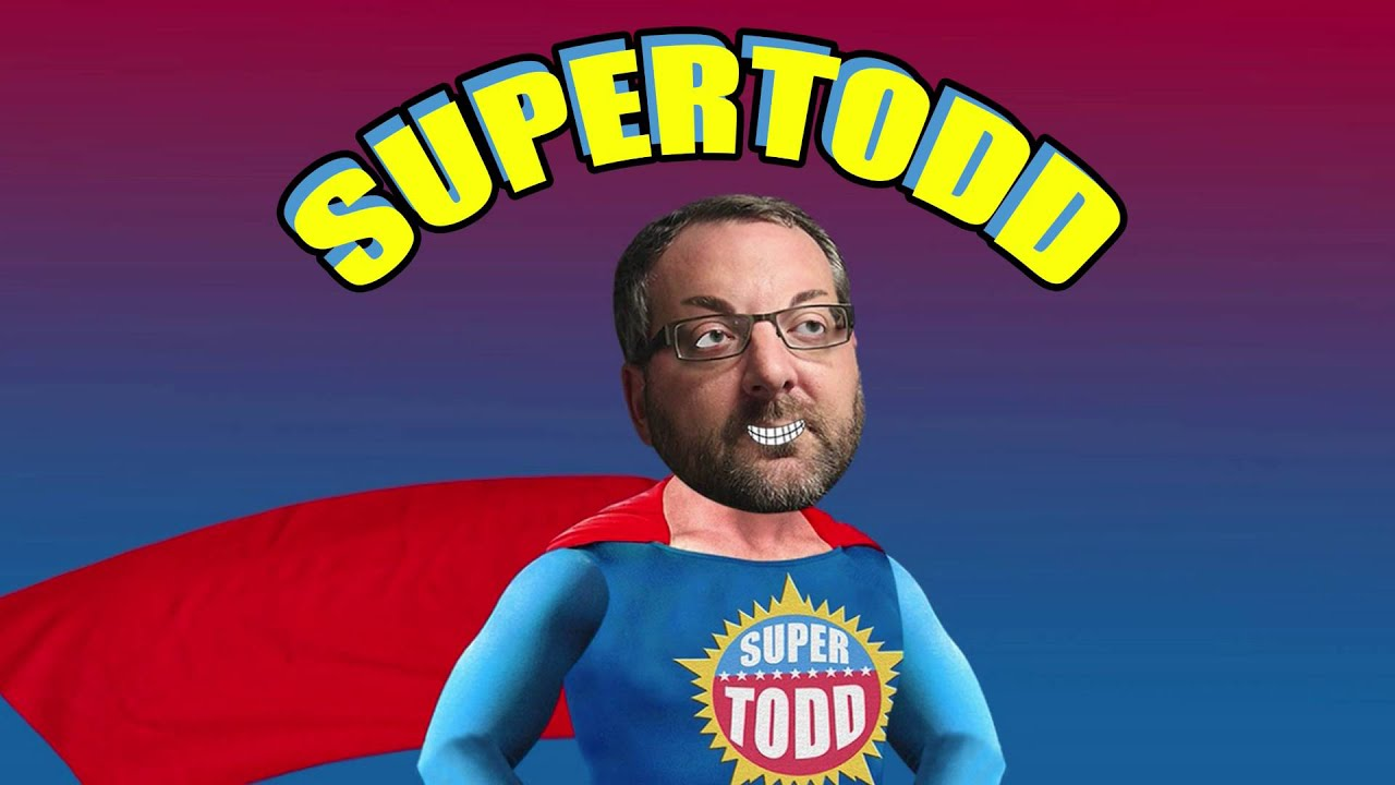 Super Todd (The I.T. Guy)