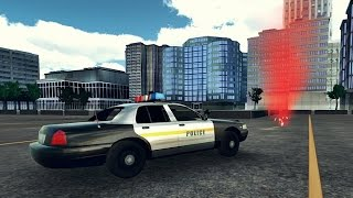 Police Car Driving Academy - Android Gameplay HD