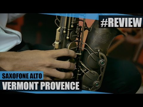 Conheça O Sax Alto Vermont Provence #Review
