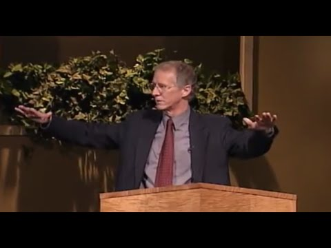 When I Don't Desire God, Part 1 – John Piper