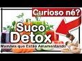 → Suco Detox Para as Mamães que Estão Amamentando