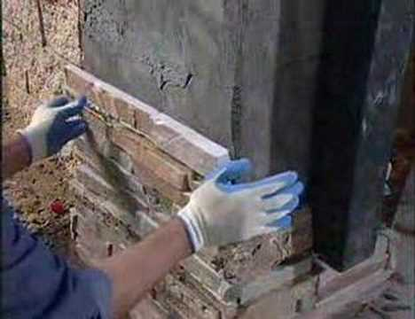 East West Stone Video De Installacion Pt 3 Columnas Uno