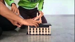 Mini Catapult Project:utm Fka