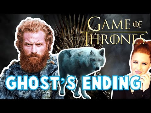 Why Ghost is Gone + CONFIRMED Happy Ending: (Game of Thrones Season 8 Explained)