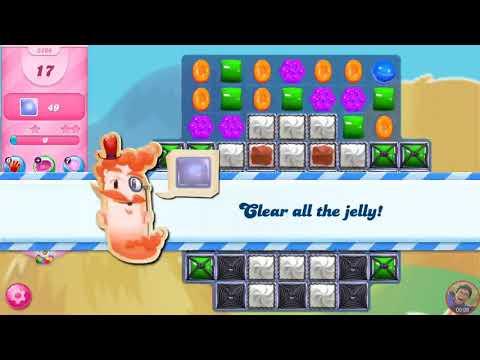 Candy Crush Saga 3206