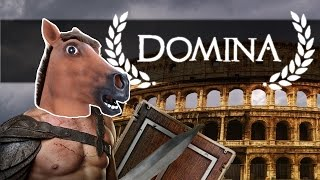 Domina Gameplay - Death Stable - Part 4 Let's Play Domina Gameplay