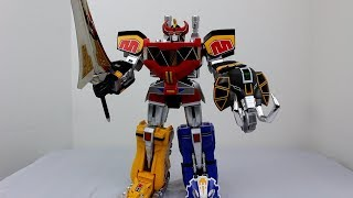 Soul of Chogokin Megazord Unboxing/Review [Mighty Morphin Power Rangers]