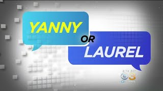 The Science Of Hearing Yanny Or Laurel