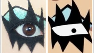 Tutorial : Anime Eye Makeup 100 • Emporio Ivankov Thumbnail