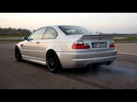 BMW M3 - Drive it like you stole it!