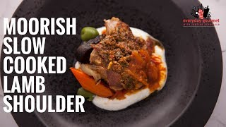 Moorish Slow Cooked Lamb Shoulder | Everyday Gourmet S6 E24