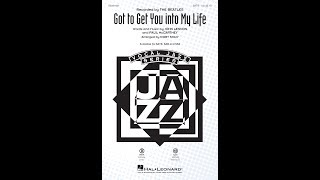 Got to Get You into My Life (SATB) - Arranged by Kirby Shaw