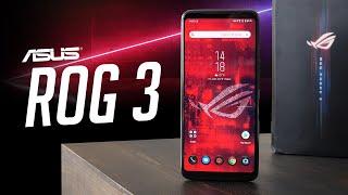 САМЫЙ МОЩНЫЙ. ASUS ROG Phone 3 на Snapdragon 865+ / ОБЗОР / ИГРОВОЙ ТЕСТ / СРАВНЕНИЕ с ROG Phone 2