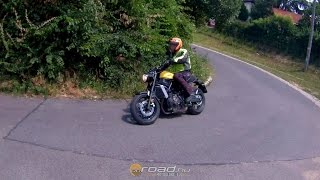 Yamaha XSR700 teszt - Onroad.hu
