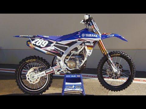 Inside Mitchell Harrison's Factory Star Racing Yamaha YZ250F||Motocross Action Magazine