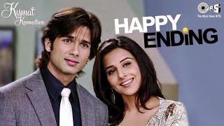 Happy Emotional Romantic Scene From Kismat Konnection   Shahid Kapoor   Vidya Balan   Tips Films