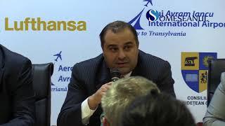 Zbor inaugural Aeroport Cluj - Frankfurt
