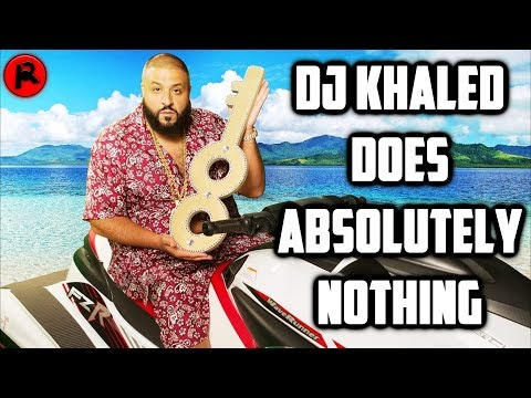 DJ Khaled: A Music Producer Who Literally Does Nothing
