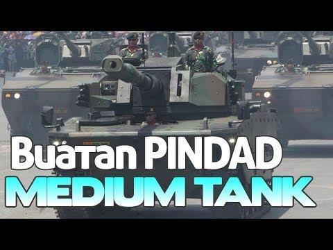 Kata Ahli Rusia, Medium Tank Pindad Tidak Bagus?