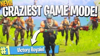My Best TWO Games of 5x20! (5 Teams of 20 People) - PS4 Fortnite BR NEW Limited Time Mode 5x20!