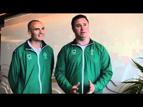 Paralympics Ireland: James Nolan & Dave Malone