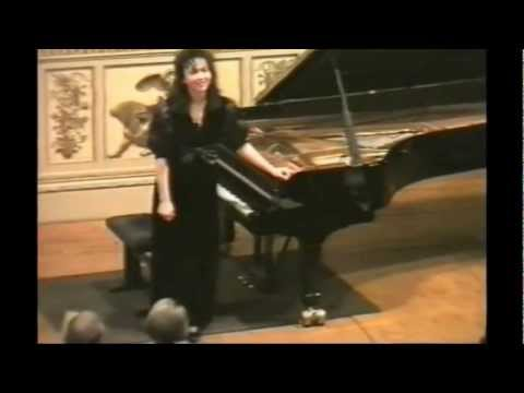 3. Internationaler Göttinger Chopin-Wettbewerb 1995 [12] Luiza Roxana Borac / Rumänien