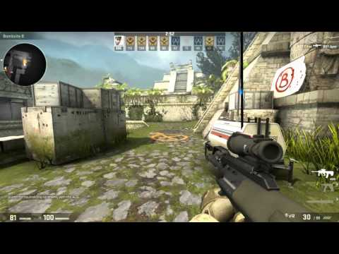 CS GO Aztec DeathMatch