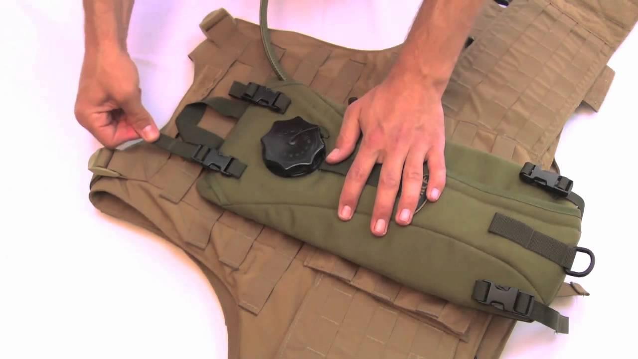 SOURCE Tactical 2L   3L Hydration Pack - YouTube 0112a37d7b6d