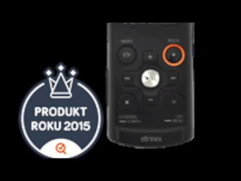 Dictaphone  Eltrinex V12 pro BF Français  Par Kévin Luce Dictaphone MP3 Radio FM  Accessible !!!