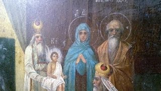 Архимандрит Иоанн Крестьянкин.Проповедь на Обрезание Господне и на память свят. Василия Великого
