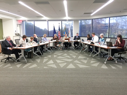 Meeting of the Board of Directors - February 23, 2017