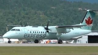 Air Canada Express DHC-8-311 Dash 8 Landing