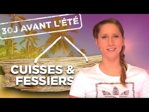 CHALLENGE 30J AVANT L'ETE - J22: CUISSES & FESSIERS