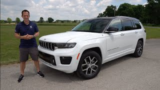 Is the NEW 2021 Jeep Grand Cherokee L a better SUV than a Ford Explorer?