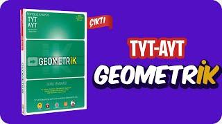 TYT - AYT GeometrİK Soru Bankası ÇIKTI!