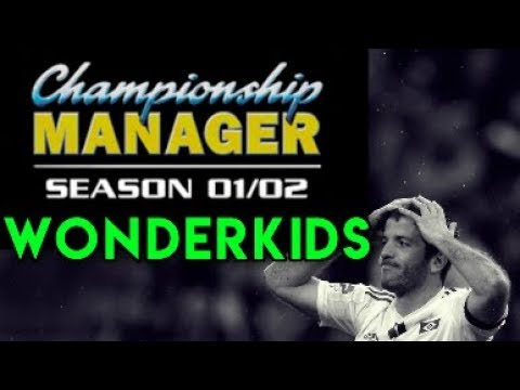 What Happened to the Wonderkids of Championship Manager 2001/2002?