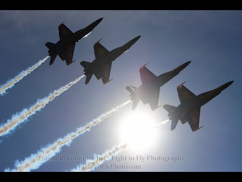 Blue Angels - Oregon International Air Show