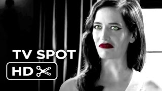 Sin City: A Dame To Kill For TV SPOT - Beauty (2014) - Eva Green Movie HD