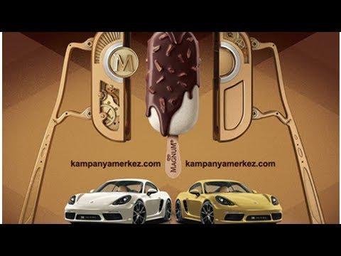 Magnum çekilişi Porsche çekiliş sonucu ne zaman açıklanacak? DuckNews TV