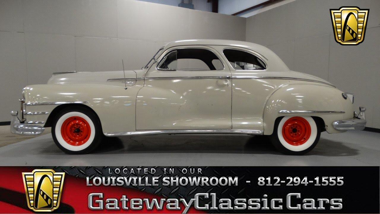1948 chrysler coupe