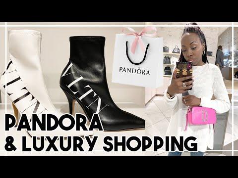 An Evening with Pandora + Luxury Shopping at Harvey Nichols!