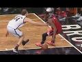 John Wall, Gortat, Porter Post Double Doubles in Overtime! Wizards vs Nets