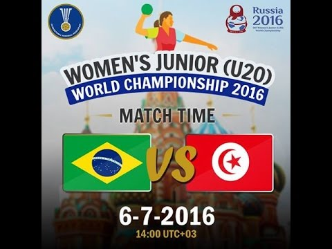 Group B. Brazil - Tunisia