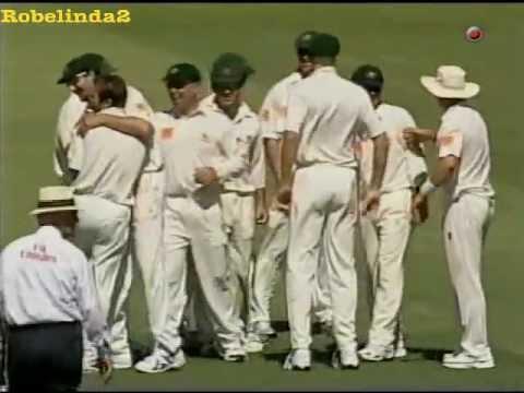 2 test wickets of Damien Martyn!!!