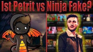 Ist Petrits Win gegen Ninja Fake?...