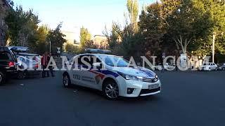 ՀՀ ՃՈ պետը, տեղակալները և «Սիրողական հեծանվային սպորտ» ի նախագահը հեծանվով երթևեկեցին Երևանում՝
