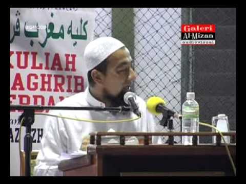 Hukum Cari Rezeki Dengan SAHAM - Ustaz Azhar Idrus