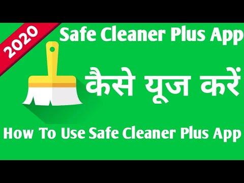 Safe Cleaner Plus